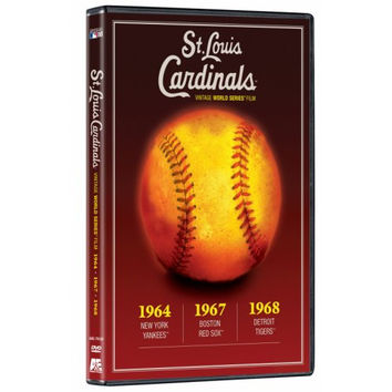 St. Louis Cardinals: Vintage World Series Film 1960's