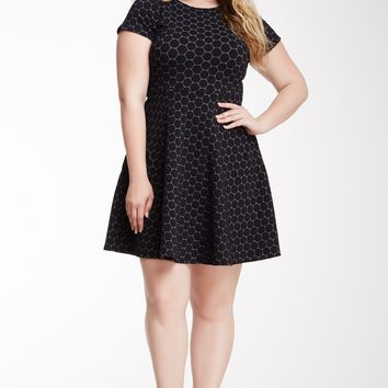 Leota Leota Circle Dress - Plus Size | Nordstrom Rack