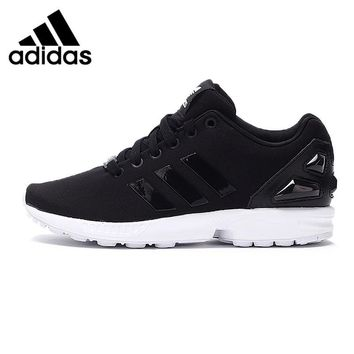 Original New Arrival 2016 Adidas Originals ZX FLUX Women's Skateboarding Shoes Sneaker