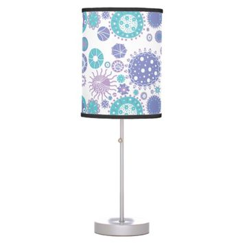 Party Circles Table Lamp