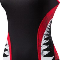 Women's Shark Bite Diamondfit Swimsuit | TYR