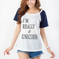 Unicorn Graphic Tee