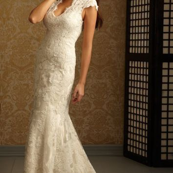 Allure Bridal Exclusive 2455 - MissesDressy.com