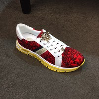Versace Women Men New Fashion Casual Shoes Sneaker Sport Running Shoes