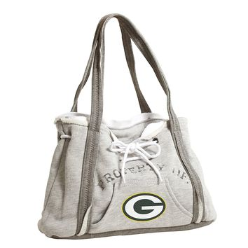 Green Bay Packers Lifestyle Logo Hoodie Purse