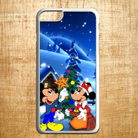 mickey and minie christmas  for iphone 4/4s/5/5s/5c/6/6+, Samsung S3/S4/S5/S6, iPad 2/3/4/Air/Mini, iPod 4/5, Samsung Note 3/4, HTC One, Nexus Case*AP*