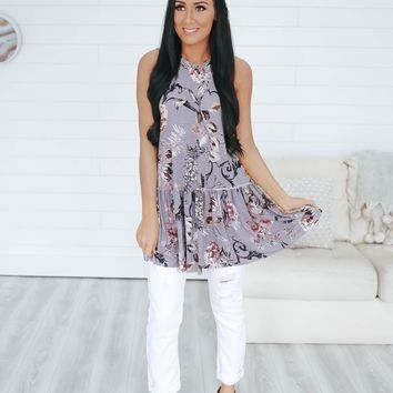 Miss Sweet Thing Tunic