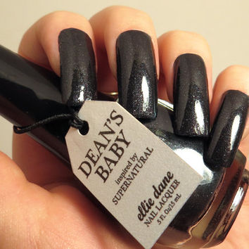 Dean's Baby - Supernatural inspired Nail Polish - 15ml (Full Size)