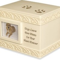 Amazon.com: AngelStar 5-Inch Pet Urn for Dog: Home & Kitchen