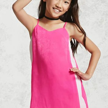 Girls Satin Cami Dress (Kids)