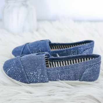Girls Denim Daze Shoes