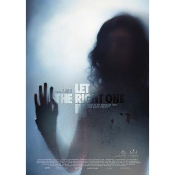 Let the Right One In (UK) 11x17 Movie Poster (2008)
