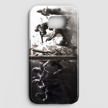 Rainbow Six Siege Samsung Galaxy Note 8 Case