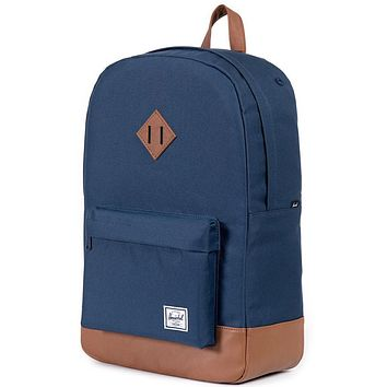 0a6496918a3 Heritage Backpack in Navy by Herschel Supply Co.