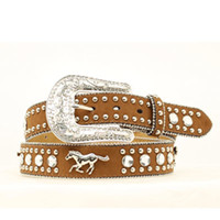 Belt Ladies Running Horse-Big Dee's Tack & Vet Supply