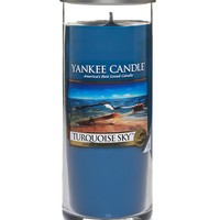 Turquoise Sky Perfect Pillar Candle By Yankee Candle