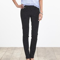 Banana Republic Sloan Fit Dot Slim Ankle Pant
