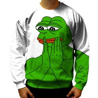 Pepe The Frog Sweatshirt