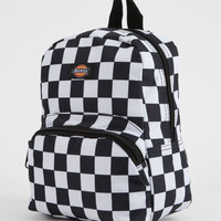 DICKIES Checkered Mini Backpack