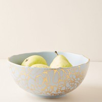 Sunray Serving Bowl