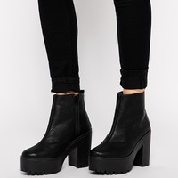 ASOS EXHIBIT Ankle Boots