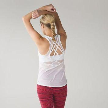 DCCKU3N tranquil tank | no support tank tops | lululemon athletica