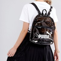 Puma Transparent Backpack at asos.com