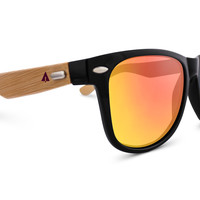 Wooden Sunglasses // Wafar 65