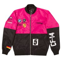 "ClubForeign ""Germany"" Two Tone Jacket P&B"