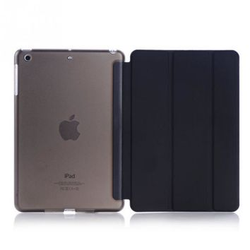 For iPad Mini Retina 9 Colors Original Baseus Simplism Series Wake Up Fold Stand Leather Case Smart Cover For iPad Mini 1 2 3