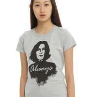 Harry Potter Snape Always Girls T-Shirt