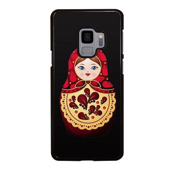 MATRYOSHKA RUSSIAN NESTING DOLLS Samsung Galaxy S4 S5 S6 S7 S8 S9 Edge Plus Note 3 4 5 8 Case Cover
