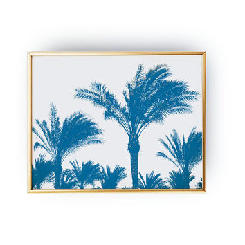Palm Trees Print, Wild Land, Tropical Decor, Plant Poster, Palm Tree Wall Decor, Botanical Art, Boho Desert, Modern Prints, Desert Art Print