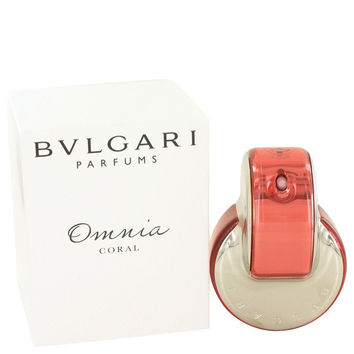 Omnia Coral EDT Spray (Tester) By Bvlgari