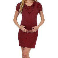 Tessa Nursing Loungewear Dress