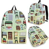 Librarian Backpack