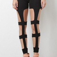 Gauge the Grunge Leggings