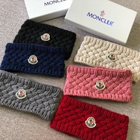 Moncler Pineapple braided hair band