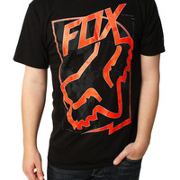 Fox Racing Men's Crystal Clear Tech Graphic T-Shirt