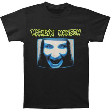 Marilyn Manson Men's  MMTV T-shirt Black