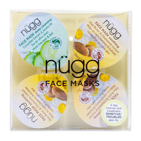 nugg Sensitive & Troubled Skin 4 Day Intensive Skin Treatment Collection at Beauty Bay