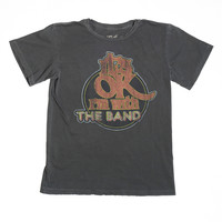 I'm With The Band Men's Crew - Vintage Black