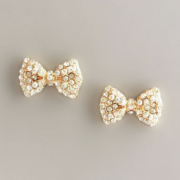Darling Bow Earrings