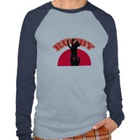 rugby player lineout throw catch t shirts