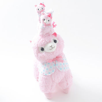 Goodnight Alpacasso Plushies (Big)