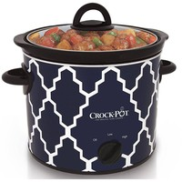 Crock-Pot 4-Quart Manual Slow Cooker SCR400-BLT-WM1