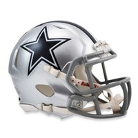 Riddell® NFL Dallas Cowboys Speed Mini Helmet