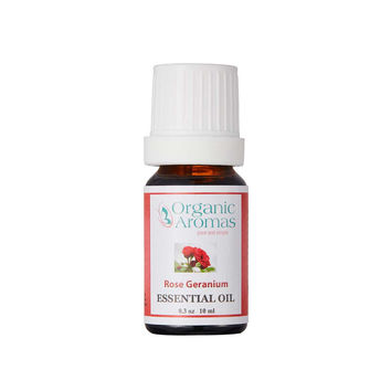 Rose Geranium Essential Oil 100% pure