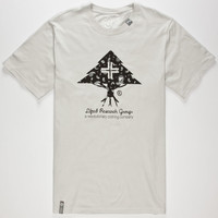 Lrg Honorary Scumbag Mens T-Shirt Silver  In Sizes