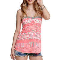 Roxy Outsail Strapless Top at PacSun.com